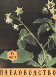 Пчеловодство 1962 №06