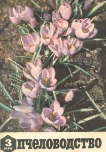Пчеловодство 1970 №03