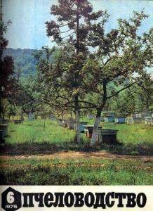Пчеловодство 1975 №06