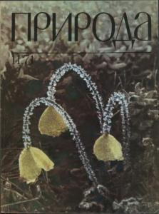 Природа 1971 №11