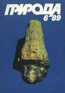 Природа 1989 №06