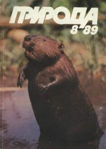 Природа 1989 №08