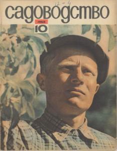 Садоводство 1963 №10