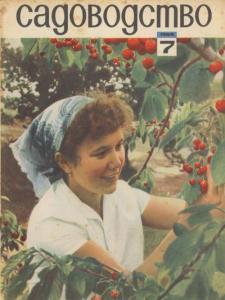 Садоводство 1964 №07