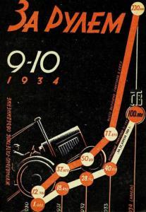 За рулем 1934 №09-10