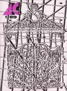 Архитектура и строительство Москвы 1989 №01