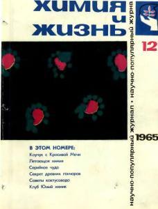 Химия и жизнь 1965 №12