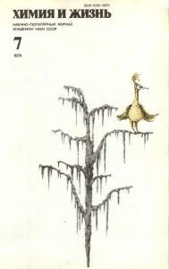 Химия и жизнь 1979 №07