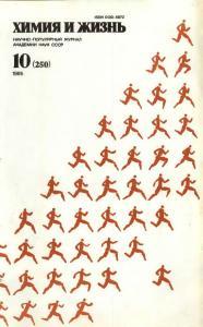 Химия и жизнь 1985 №10