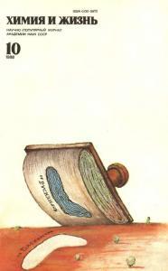 Химия и жизнь 1988 №10