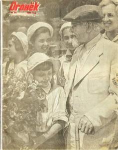Огонек 1945 №28