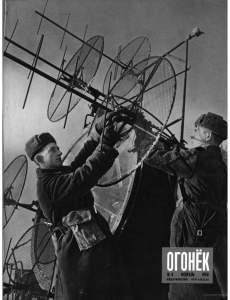 Огонёк 1956 №08