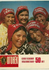 Огонёк 1974 №43