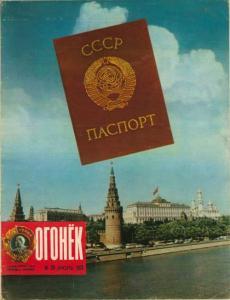 Огонёк 1975 №29