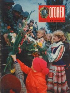 Огонёк 1981 №38