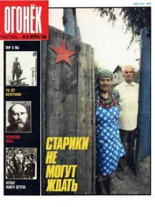 Огонёк 1989 №43