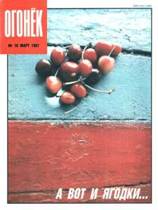 Огонёк 1991 №10