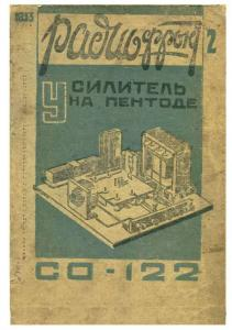 Радиофронт 1933 №02
