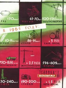 Техника - молодежи 1959 №01