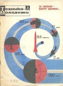 Техника - молодежи 1966 №05