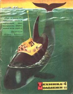 Техника - молодежи 1979 №04