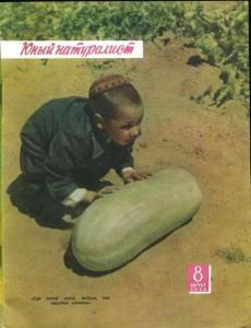 Юный натуралист 1958 №08