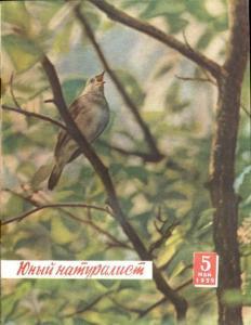 Юный натуралист 1959 №05