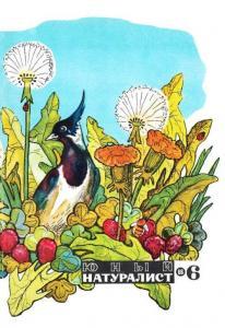 Юный натуралист 1968 №06