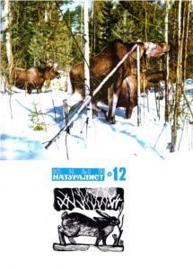 Юный натуралист 1968 №12