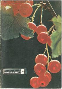 Юный натуралист 1969 №08