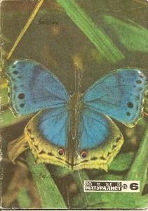 Юный натуралист 1973 №06