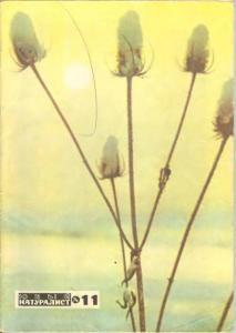 Юный натуралист 1974 №11