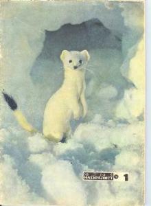 Юный натуралист 1976 №01