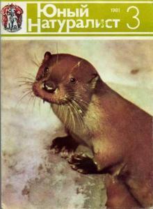 Юный натуралист 1981 №03