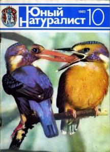 Юный натуралист 1982 №10