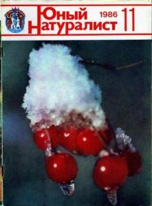 Юный натуралист 1986 №11