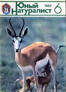 Юный натуралист 1987 №06