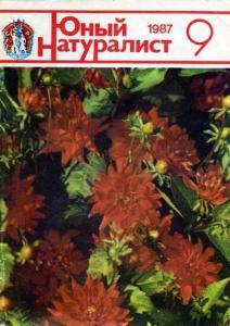 Юный натуралист 1987 №09