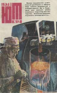 Юный техник 1978 №12