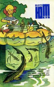 Юный техник 1984 №06