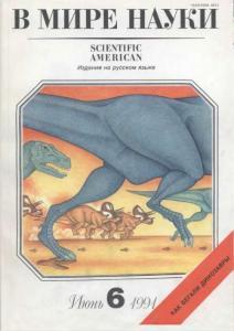 В мире науки 1991 №06