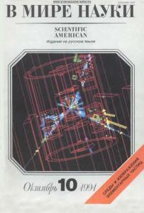 В мире науки 1991 №10